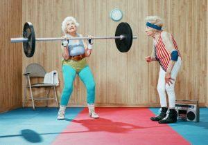θεραπευτική άσκηση ηλικιωμένων