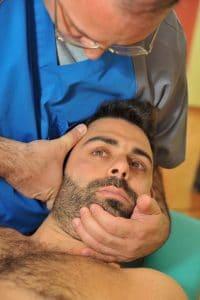 Χειρισμός σπονδυλικής στήλης
